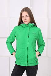 Женская демисезонная горнолыжная куртка  FREESTEP