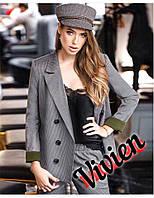 Костюм пиджак+брюки женский норма ВП1079, фото 1