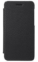 Чохол-книжка Avatti Grain Hori Cover Black HTC Desire 728