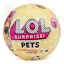 Куклы и пупсы «L.O.L. Surprise!» (549574) Игровой набор Мой любимец, 35 в ассорт.