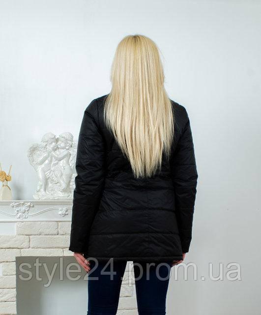 ЖІноча весняна стегана куртка.Р-ри 42-54  продажа abe4fbbee38ee