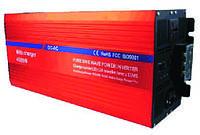 Несетевой инвертор А-12P1000/C с зарядом (с функцией ИБП)