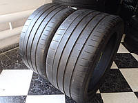 Шины бу 295/35/R19 Michelin Super Sport Лето 2012г