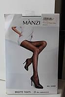 Женские капроновые колготки  Manzi 30 den