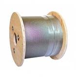 Трос в пвх оболочке DIN 3055 5/6 mm, фото 2