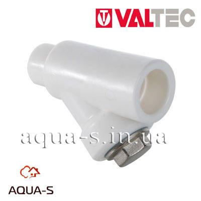 Фильтр механической очистки Valtec PPR DN 32 мм (полипропиленовый) VTp.787