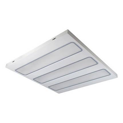Светодиодная панель Horoz HL179L 36W 4200K белый Код.57381, фото 2