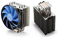 Кулер Deepcool GAMMAXX S40 никелиров.медь+4 теплов.трубки, 4-pin PWM