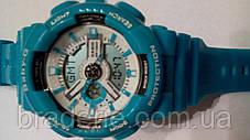 Наручные часы Casio Baby G BA-110 бирюза, фото 3