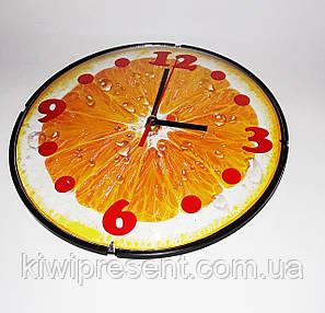 """Настенные часы """"Апельсин"""", фото 2"""