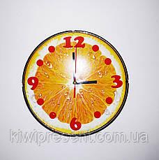 """Настенные часы """"Апельсин"""", фото 3"""