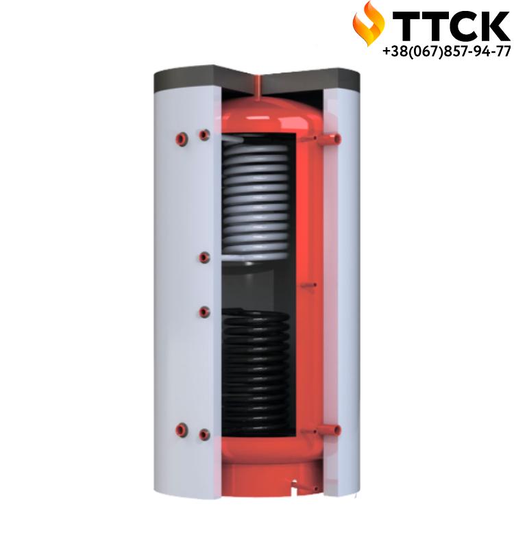 Теплоаккумуляторы KRONAS TA2.7000 объемом 6850л