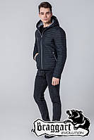 Мужская куртка черная.Мужская куртка весенняя. Демисезонная мужская куртка. Куртка мужская модная. Куртка.
