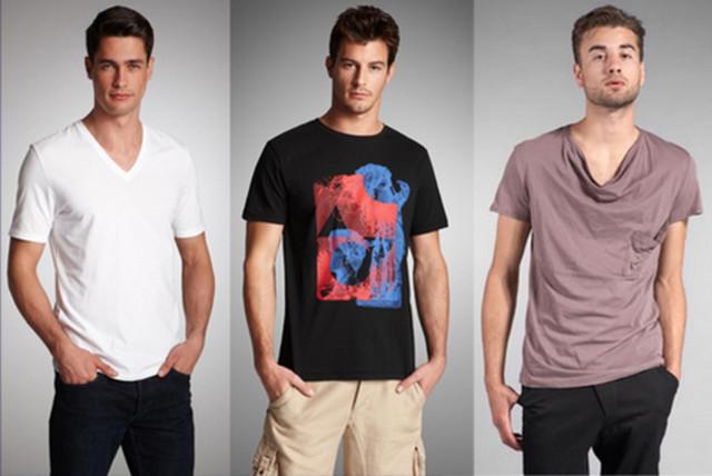Купить мужскую футболку недорого в Украине