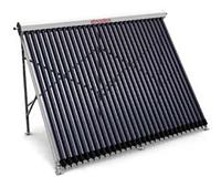 Cолнечный вакуумный коллектор СВК-Nano Plus - 20 (HeatPipe), конденсатор 24мм, без крепления, 20 тру, фото 1