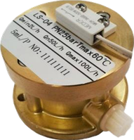 Лічильник рідкого палива LS 4 I і LS 8 I