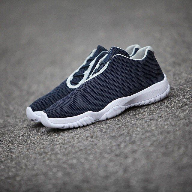 Мужские баскетбольные кроссовки реплика Nike Air Jordan Future Obsidian -  Интернет магазин