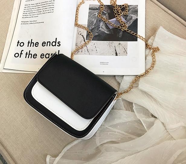 Женская мини сумочка на цепочке