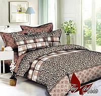 Двуспальный комплект постельного белья R-1669