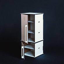 Кукольная мебель BigEcoToys Холодильник