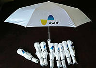 Изготовление зонтов с логотипом Киев  , фото 1