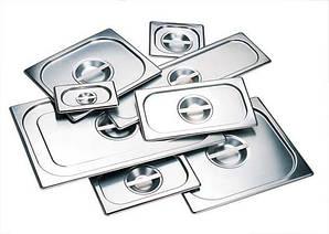 Крышка для гастроемкости GN 1/6 нержавеющая сталь FoREST