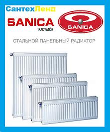 Стальные панельный радиаторы SANICA - Турция