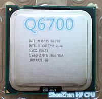 Процессор Core 2 Quad Q6700 8 МБ/2,66 ГГц/1066 МГц
