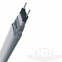 Саморегулюючий кабель для сніготанення та обігріву труб та криш  MHL24-2CR