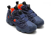 Кроссовки Reebok Insta Pump Fury Blue/Orange