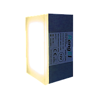 LED тротуарная плитка 3100к 60х90х60мм 1,4 Вт, ІР68