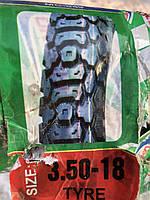Шина 3.50-18 Иж без камеры