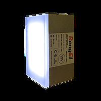 LED тротуарная плитка 7100к 60х90х60мм 1,4 Вт, ІР68