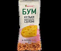 Бум кукурудзяні палички солоні (сир) (уп.16 шт.16гр.)