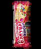 БУМЧИК трубочки кукурудзяні Кіндер з начинкой зі смаком Buble Gum (16г/24шт.)