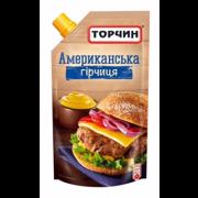 """Гірчиця Торчин """"Американська"""" 500 гр."""