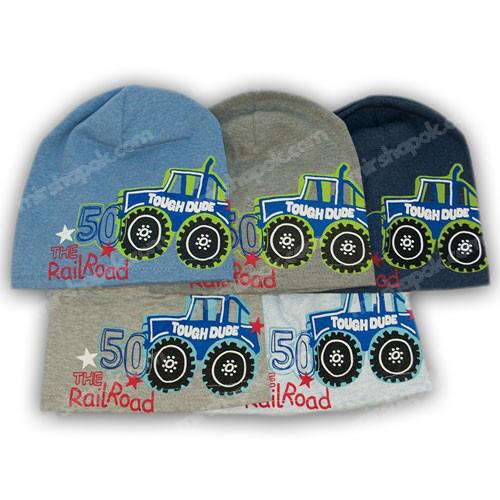 детские трикотажные шапки для мальчиков