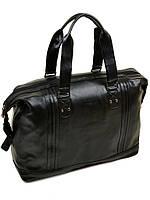 Мужская дорожная сумка 98802 black, фото 1
