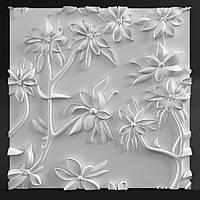 3D панели «Eden» Бетон