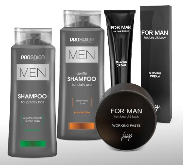 Косметика для мужчин FOR MAN