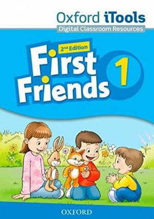 First Friends 2nd Edition 1 iTools DVD-ROM , фото 2
