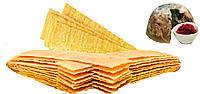 Чіпси картопляні «Золотисті» зі смаком холодцю з хроном, ф. 1кг.