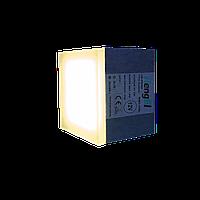 LED тротуарная плитка 3100к 50х50х50мм 0,7 Вт, ІР68