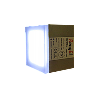 LED тротуарная плитка 7100к 50х50х50мм 0,7 Вт, ІР68