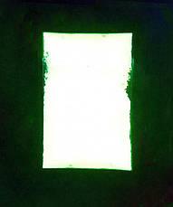 Флуоресцентный пигмент Желтый 10г, 20г, 50г, 100г, 1кг, фото 3