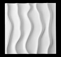 3D панели «Эфир» Бетон, Для внутренних работ, 28, Плитка