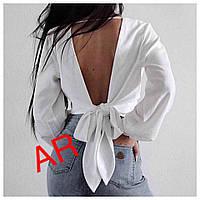 Блуза запах, фото 1