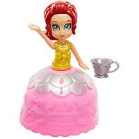 Кукла S1 Лиза Мокко 10 см с аксессуаром Cuppatinis  (46743)