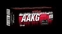Предтренировочник Activlab AAKG 1000 (120 caps)