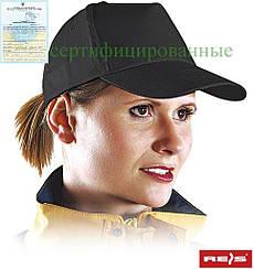 Кепка рабочая REIS Польша (бейсболка) CZ B
